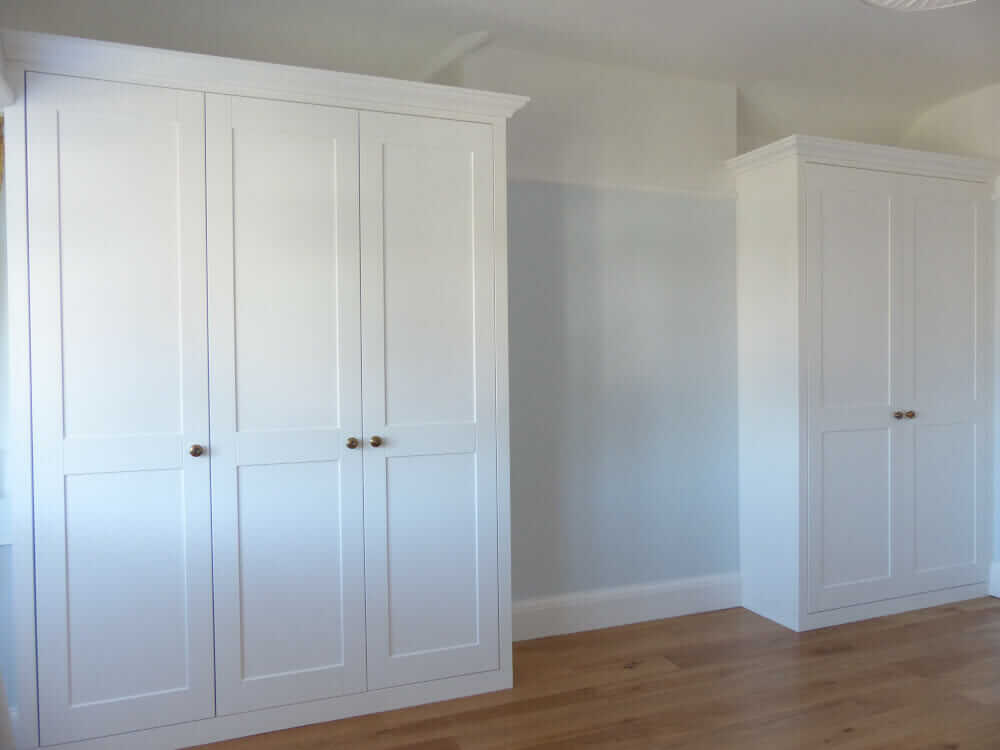 Shaker Style Fitted Wardrobe
