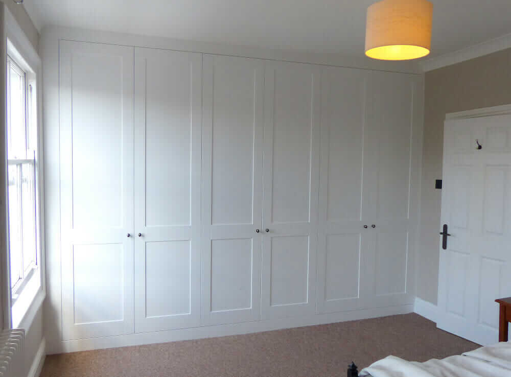 Fitted Wardrobes In London Form Creations